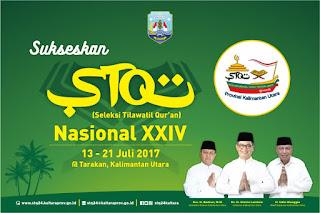 STQ Nasional Ke XXIV Tahun 2017 Tarakan