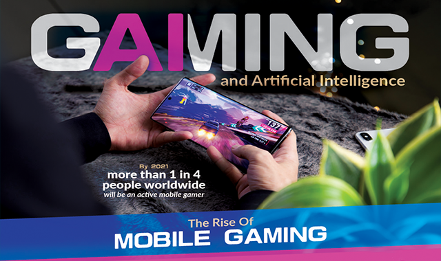 Technology That Improves Mobile Gaming