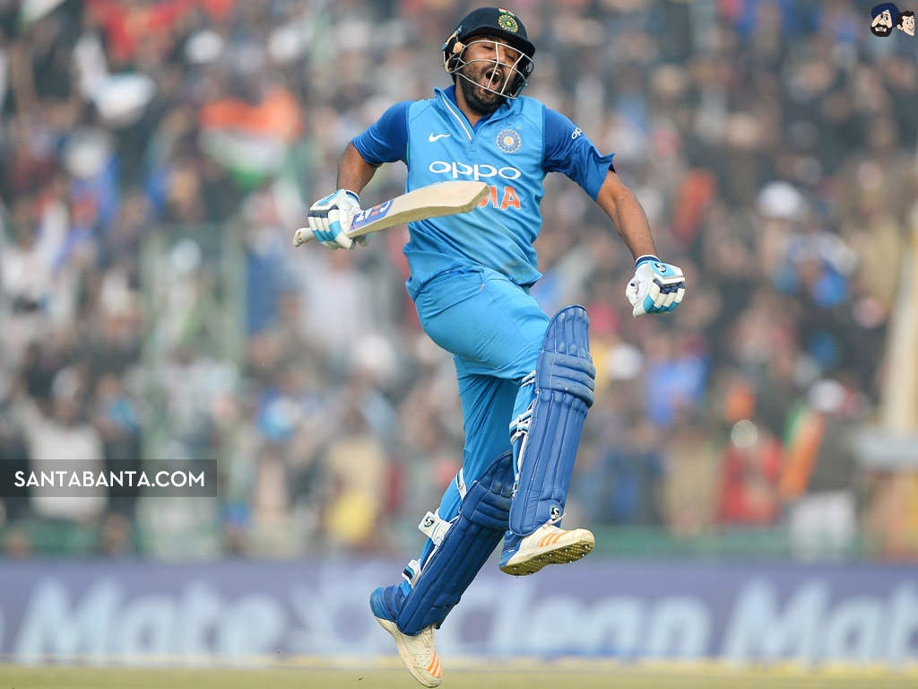Rohit Sharma After his Double Century