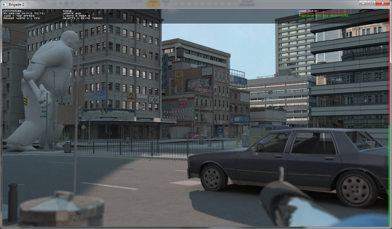 Ray Tracey's blog: Real-time photorealistic GPU path tracing