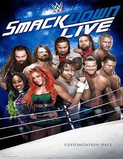 WWE Friday Night SmackDown 1 May 2020