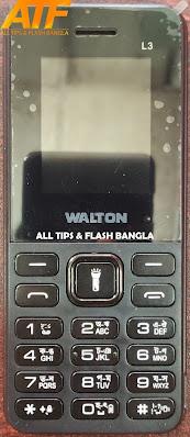 WALTON L3 FLASH FILE