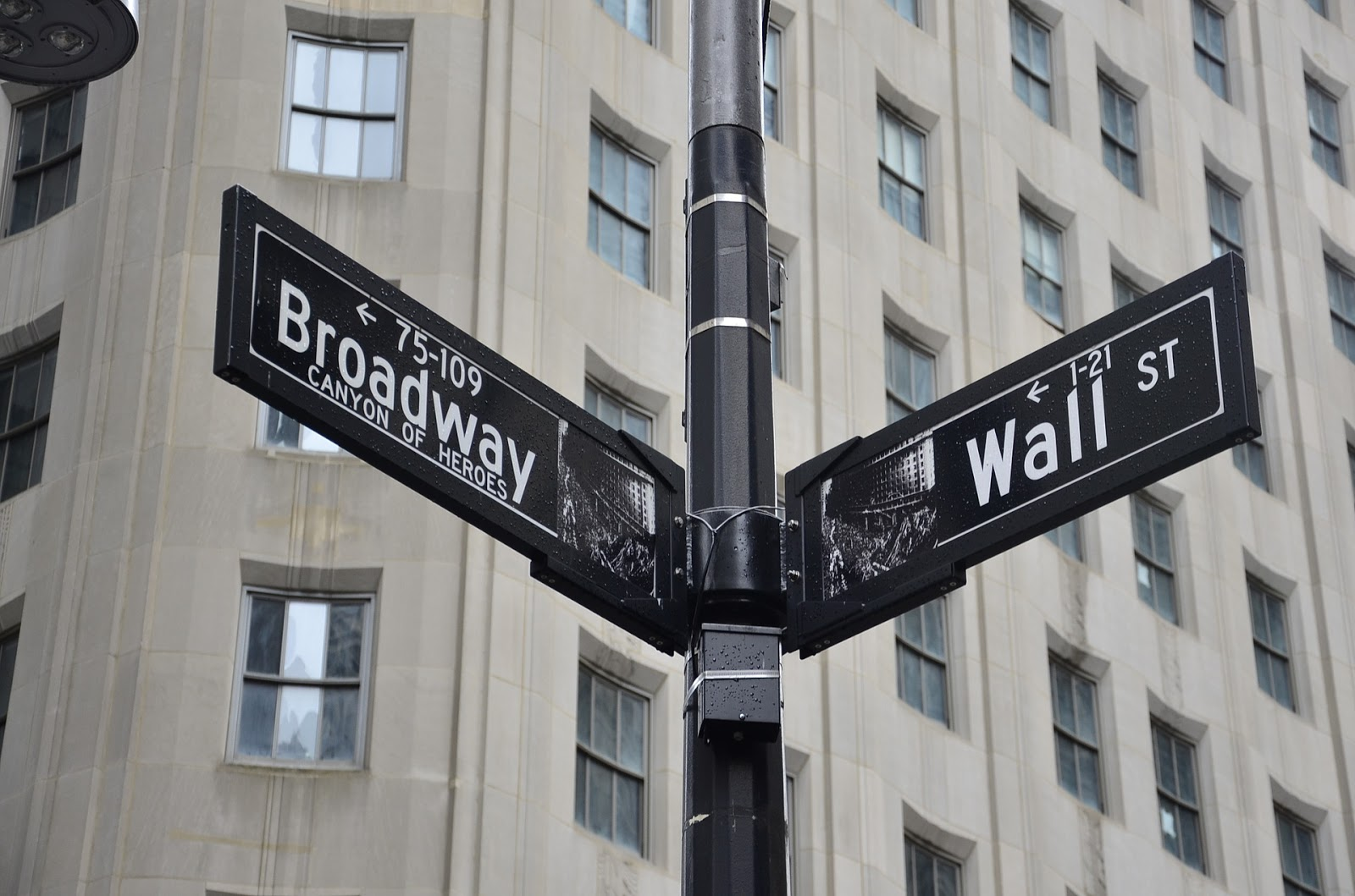 Broadway, New York City USA