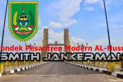 Lowongan Yayasan Pondok Pesantren Modern Al-Husna Rokan Hilir Juli 2018
