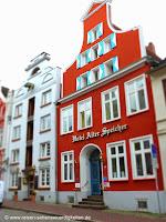 Hotel Alter Speicher Wismar