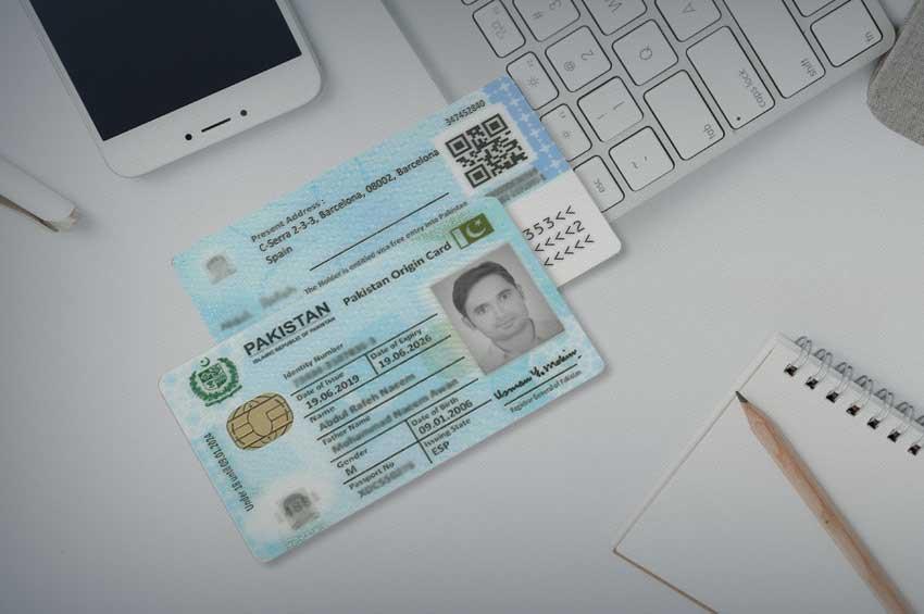 I Want to Modify Data on my Pakistan Origin Card (POC)
