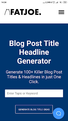 Online Generator