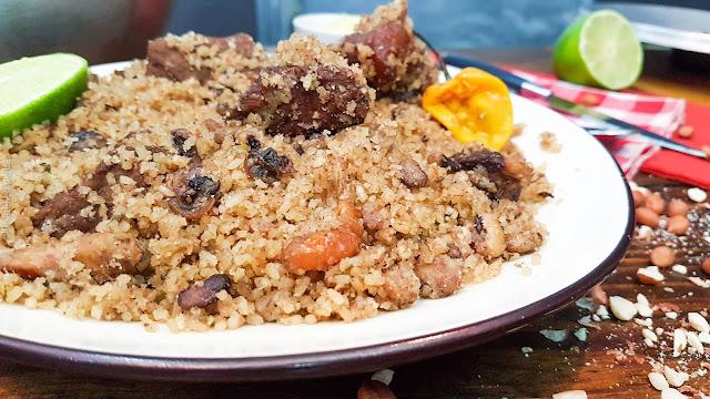 Mbakhalou Saloum, un délice culinaire : Cuisine, Mbakhalou, Saloum, riz, viande, poudre, arachide, poisson, séché, niébé, haricots, fruits, mer, piment, citron, plat, repas, déjeuner, nourriture, LEUKSENEGAL, Dakar, Sénégal, Afrique