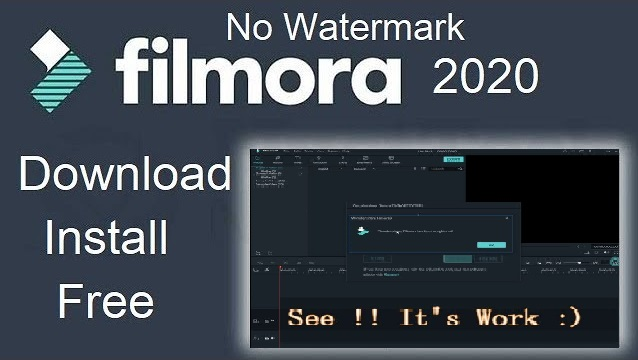 How-to Activate Filmora 9.3.7.1 Crack without Registration Code Remove Watermark in Hindi