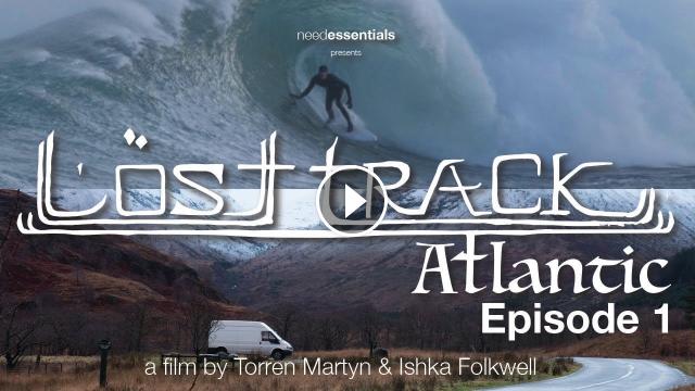 Torren Martyn - LOST TRACK ATLANTIC - EPISODE 1 - Full Length Film
