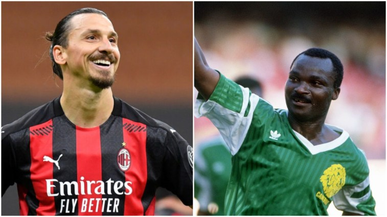 Zlatan Ibrahimovic and Top Seven Footballers Who Played Into Their 40s