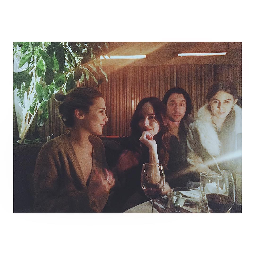 New Instagram Photo of Dakota and friends (Feb. 20th ...