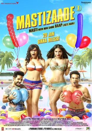 Mastizaade 2016 Full Hindi Movie Download DVDRip 720p