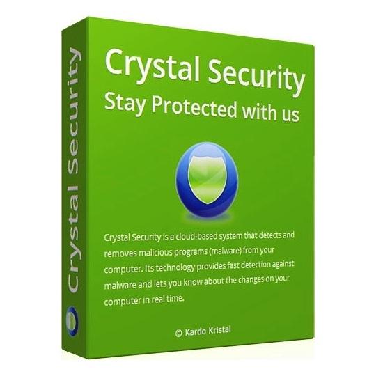 Crystal Security 2019 , برنامج حماية الكمبيوتر
