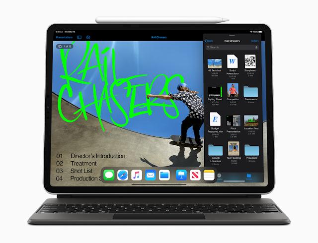 أعلنت أبل عن جهاز iPad Pro لسنة 2020 مع العديد من المواصفات القوية، ويأتي في طرازين، الطراز الأول بحجم 11 إنش (iPad Pro 11-inch 2 2020) والطراز الثاني بحجم 12.9 إنش (iPad Pro 12.9-inch 2020).. لذلك سنتعرف على مواصفاتهم وسعرهم.