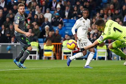 Hasil Skor Pertandingan Sepakbola Real Madrid Vs Real Sociedad Berakhir Dengan Skor Akhir 3-1