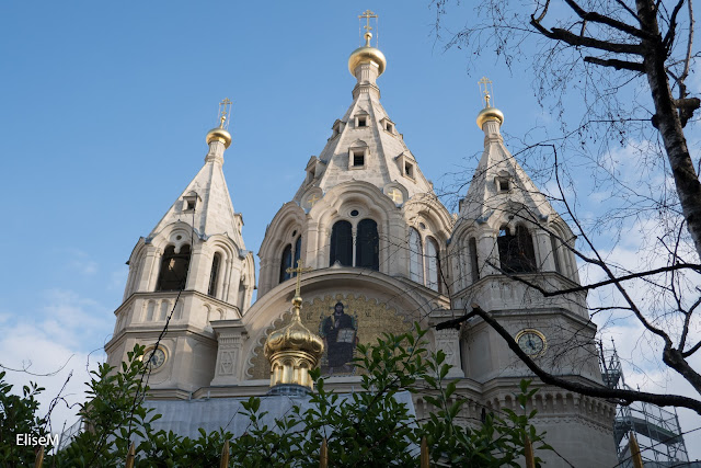 Église russe Alexandre  Nevski