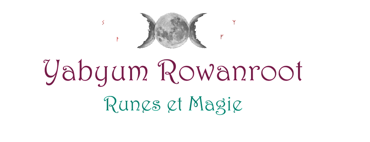 ☆☾ °Yabyum Rowanroot  ☾ Runes et Magie ©  all rights reserved ° ☆. *  ☆ Site Officiel