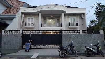 Jasa Renovasi Rumah Perumahan Komplek Bea Cukai Sukapura Cilincing Kota Jakarta Utara