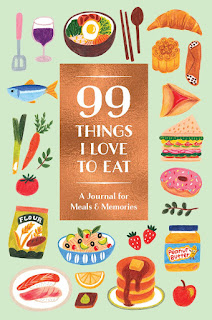 Review of 99 Things I Love to Eat