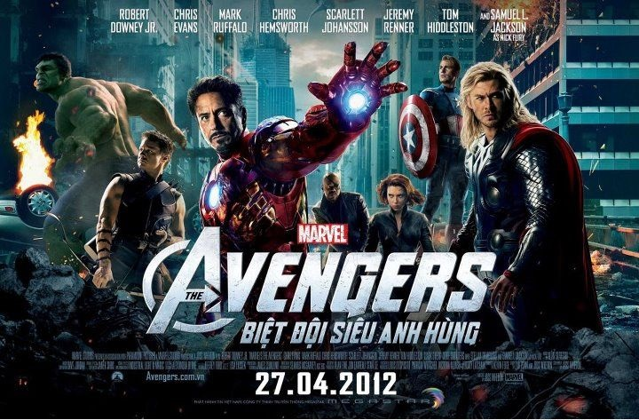 Biệt Đội Siêu Anh Hùng - The Avengers (2012)
