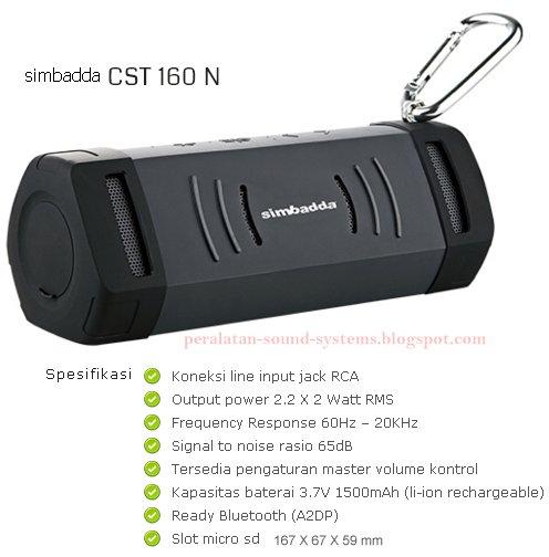 Harga-Speaker-Merk-Simbadda-CST-160N