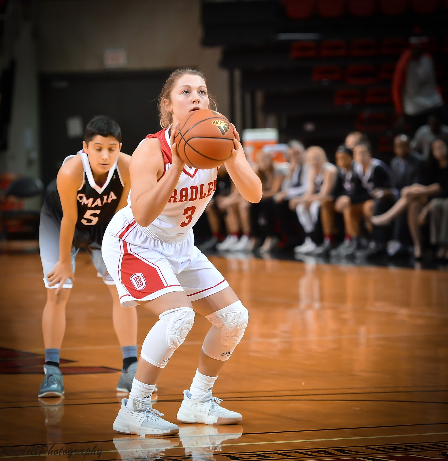 Bradley Women's Basketball suffers first loss of season at ...