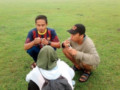 Padang Hijau Sukaer Laran