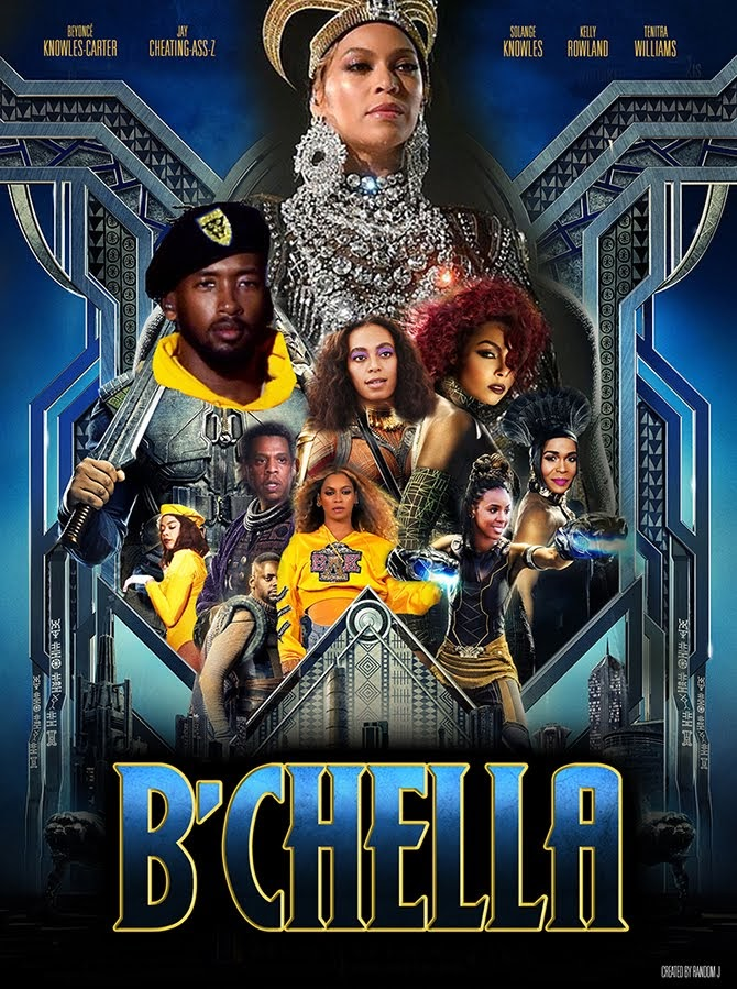 The night that Coachella was the opening act for Beyoncé: #Beychella B'Chella | Random J Pop
