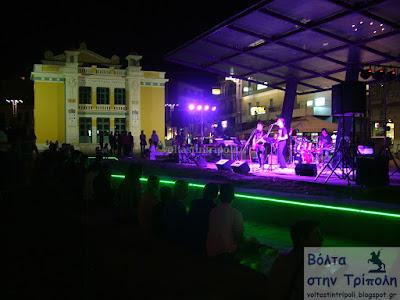 Το Rock Concert έφερε την νεολαία στην Πετρινού! (βιντεο φωτο)