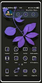 Purple Tema Vivo .itz Tembus Aplikasi