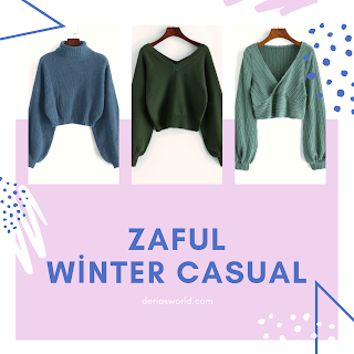 Zaful Winter Casual & Black Friday-Cyber Monday Sale