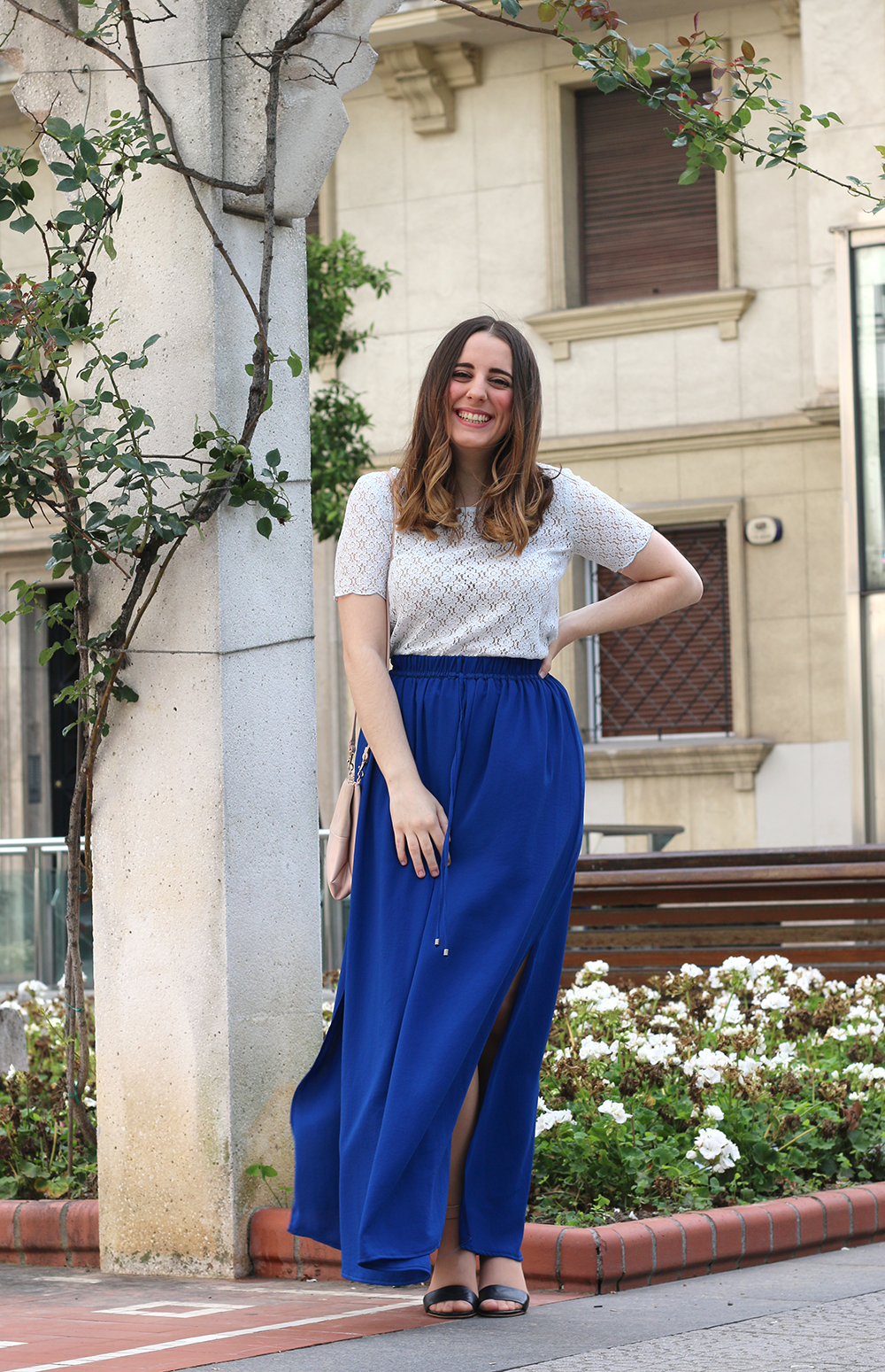 0963d9bb1b Largas Bloguera A Wardrobe My Y Vuelta Faldas Las Me Myself qpxtBSw