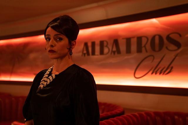 Ingrid Rubio en 'Hache' de Netflix