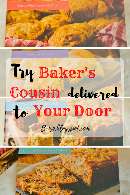 Baker's Cousin Delivered to Your Door