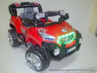 Mobil Mainan Aki DoesToys DT8208 Monster