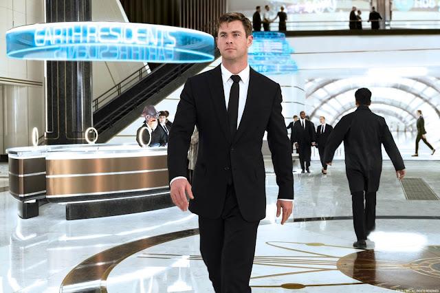 Men in Black: International: Film Review