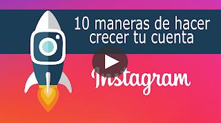 10 Maneras de Crecer tu Instagram de forma Orgánica