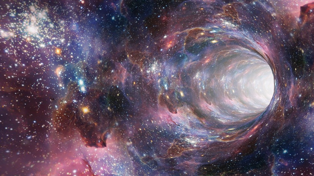 Wormhole: The Cosmic Highway Of The Universe