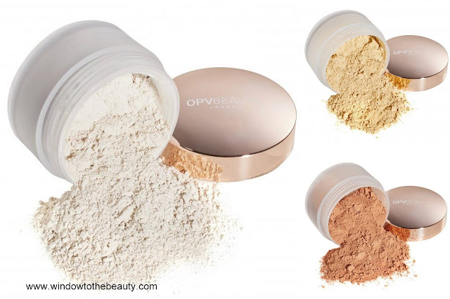 OPV Loose Setting Powder review