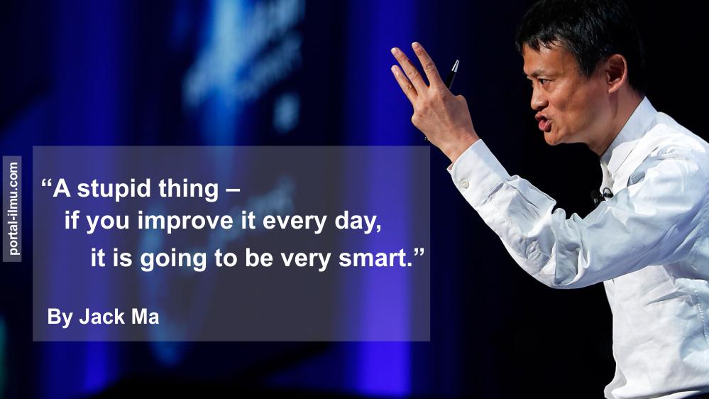Biografi Jack Ma Pendiri Alibaba
