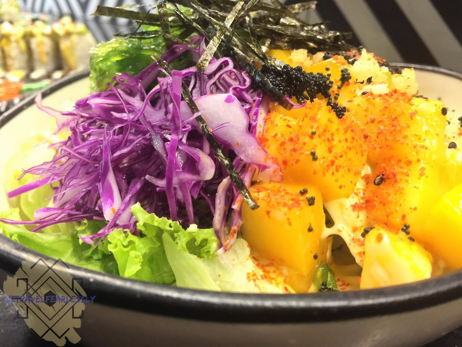 Poke Bowl (PHP290) in Soru Izakaya in Burgos Circle, BGC - WTF Review