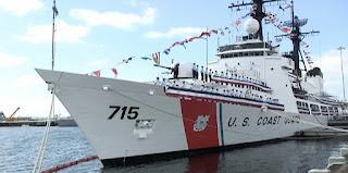USCG 378-foot High Endurance Cutter