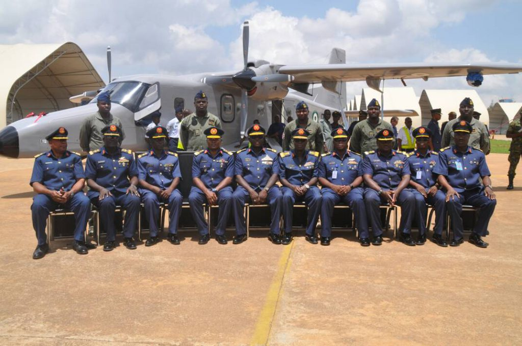 Nigeriaanse AirForce Recruitment 2018
