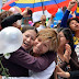 Colombia Farc: Celebrations after ceasefire ends five decades of war.