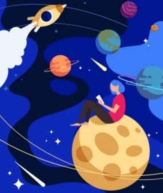 10 Website Terpercaya Bertema Astronomi