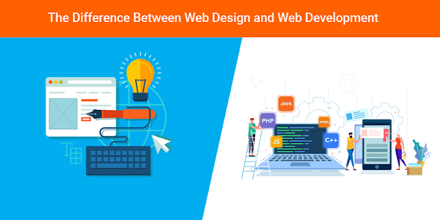 The Difference Between Web Design and Web Development