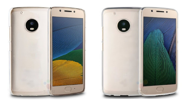 Moto G5, Moto G5 Plus Case Renders Leaked; Show Off Design