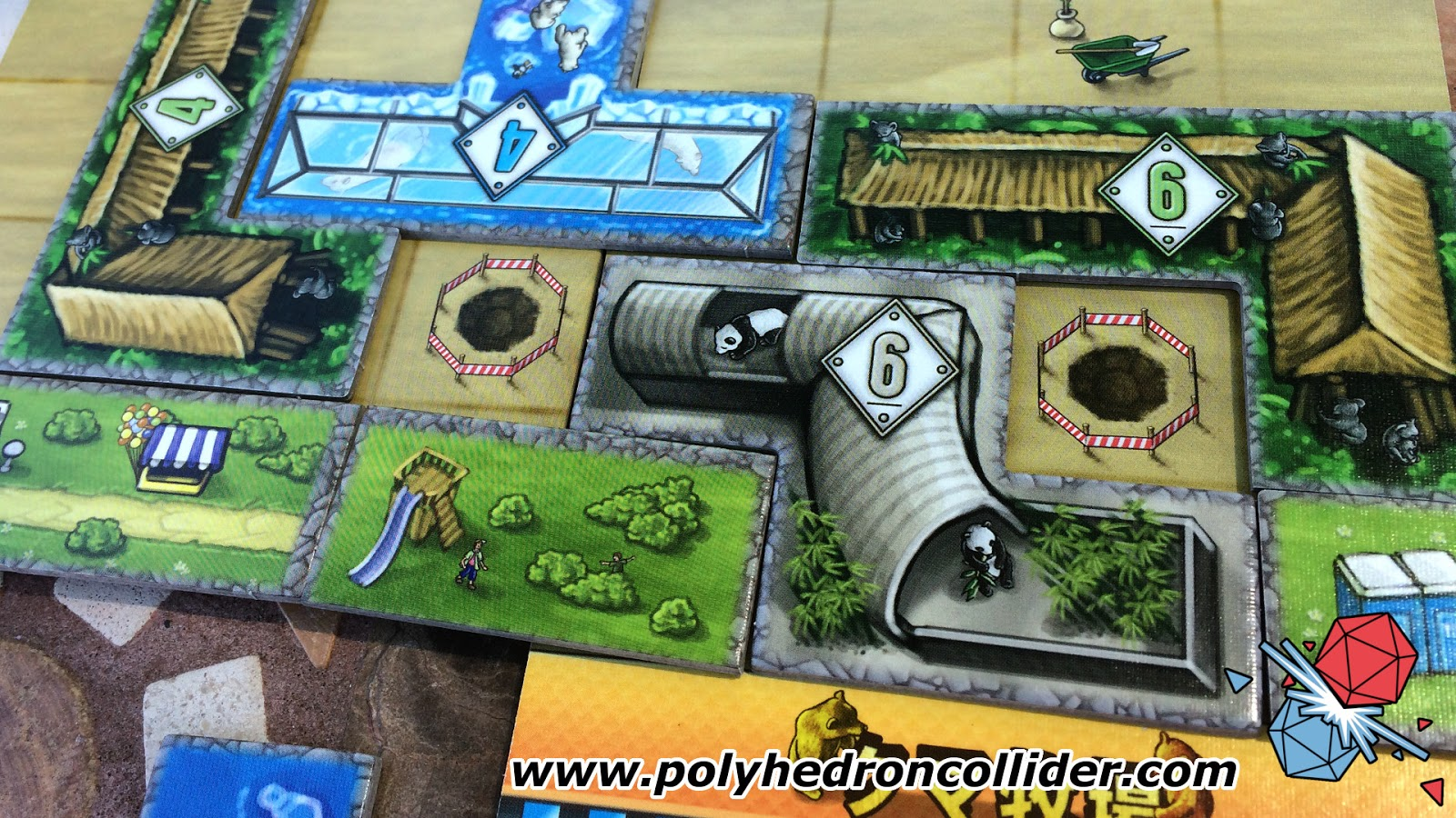 barenpark polyominoes board game review