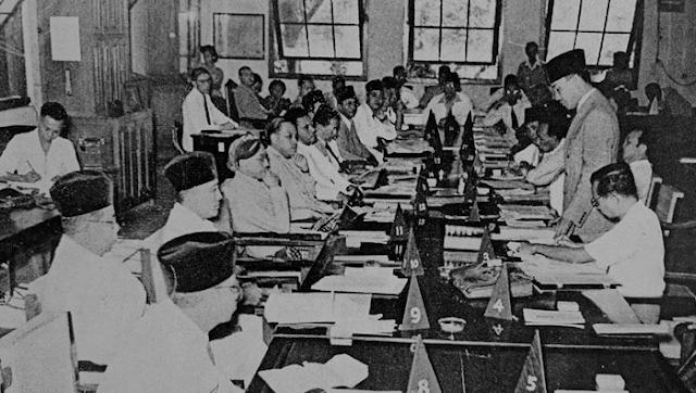 PPKI, Sidang pertama PPKI, sidang PPKI 18 Agustus 1945